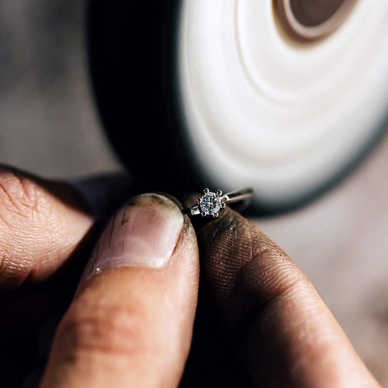 Repairs Your valuable jewelry deserves guaranteed expert repairs! See how Rick