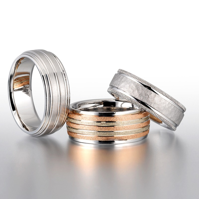 Wedding Bands Wedding Rings - his & hers until the end of time. Browse our extensive selection of custom and designer wedding bands. Ricks Jewelers California, MD